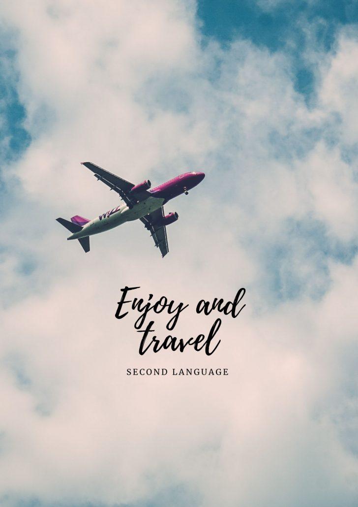 Viajar es el comienzo de una gran aventura