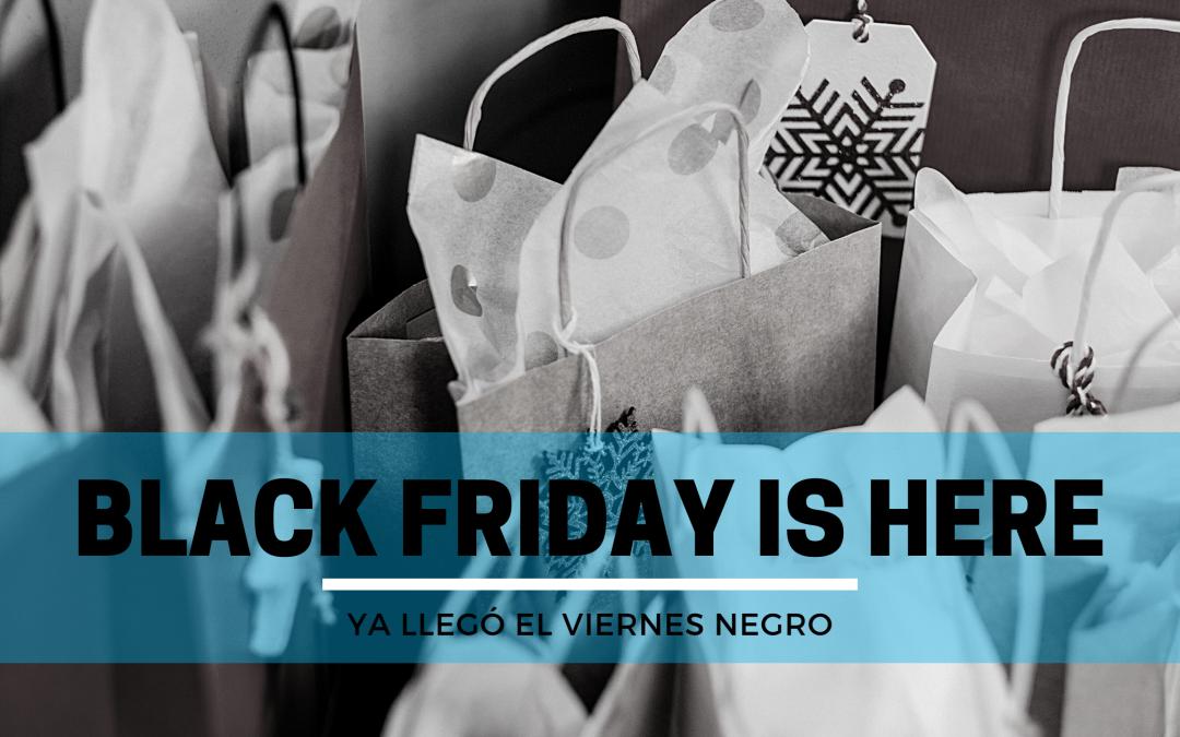Black Friday: El viernes de los descuentos