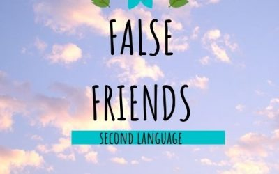 False friends que debes conocer