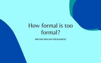 Writing English for Business