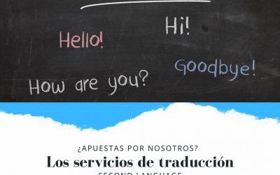 Lo servicios de traducción y su importancia